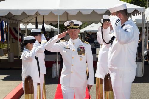 Capt. Eric Woelper PSNS IMA